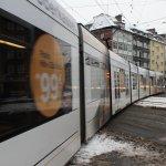 Siemens/Duewag NF10 Straßenbahn