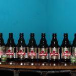 Astra Urtyp, Becks, Berliner Pilsener und Vodka Feige