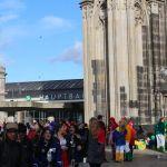 Karneval am 07.02.2013 in Köln / Weiberfastnacht