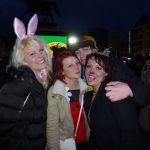 Andrea, Larissa, ich, Janina