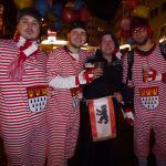 Köln und Berlin feiert vereint