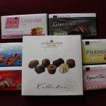 Schokolade aus der Schweiz