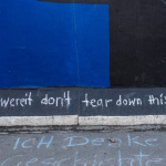 ''Mr. Wowereit don't tear down this WALL''