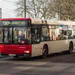 Bus (MAN NL 263) der Rheinbahn, Wagen 7015