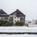 Aussicht aus Zimmer 115, City-Hotel Krefeld