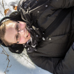 Lexi macht Schabernack im Schöneberger Südgelände