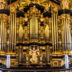 Orgel im Erfurter Dom