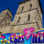 Süßes Herz für St. Peter?