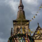 St. Marienkirche, Maibaum