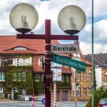 Die Bierstraße in Osnabrück