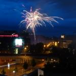 16.06.2012: Feuerwerk