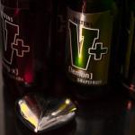 Herz-Streuer, Veltins V+ Flaschen