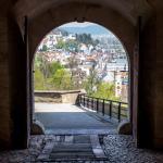 Tor zum Schloss Hellenstein