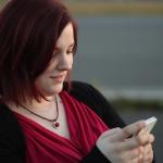 Janine am 20.10.2012, Tempelhofer Freiheit