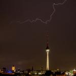Gewitter am Abend des 20.06.2013