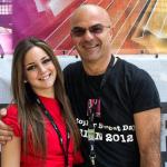 CSD Berlin 2013 - Felice (Marfel) & Martina Marciano