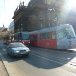 145 Tram - Tatra T6A5 & Škoda 14T