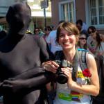 Der schwarze Mann @ CSD Köln 2013