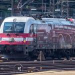 ÖBB 1216 020, 175 Jahre Eisenbahn für Österreich