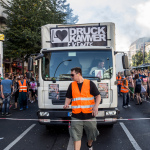 Fuckparade 2013 - Wagen 4
