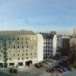 18.01.2012: Aussicht aus dem Büro