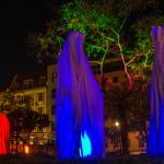 Wächter der Zeit / LUX Lichtbaum