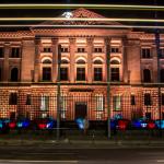 Der Bundesrat leuchtete in vielen Farben