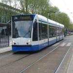 Siemens Combino Tram