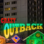 Crazy Outback in Berlin-Mitte