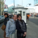 27.03.2012: Two awesome collegues (and a tourist)