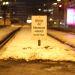 Betreten der Bahnanlagen verboten!
