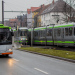 2x TW 2000 der üstra und ein Bus