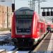 Falsch: RE7 in Düsseldorf