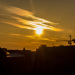Sonnenuntergang 24.03.2013