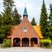 Kapelle des Friedhof Martin-Luther-Kirchhof