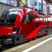 ÖBB-Lok 1116 201 (Railjet), München Hbf.