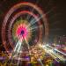 Spielen mit dem Riesenrad