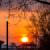 Sonnenuntergang 04.03.2014