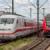 ICE, Regio auf Gleis 8/9 in Hannover Hbf.