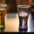 Coca Cola-Gläser