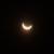 Partielle Sonnenfinsternis 20.03.2015 10:47