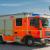 Feuerwehreinsatz im Mauerpark