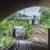 S-Bahn kommt aus Tunnel nach Gesundbrunnen