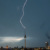 6 Fernsehturm-Blitzeinschläge 07.07.2015