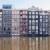 Amsterdamer Wohnhäuser (Damrak)