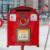 Alter Briefkasten, Brüssel