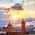 Sonnenuntergangs-HDR 24.04.2016