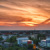 Sonnenuntergang Humboldthain 21.05.2016
