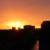 Sunset 25.11.2012