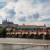 Prager Burg, Karlsbrücke, Moldau
